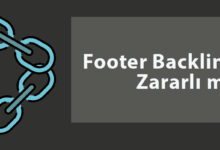 Photo of Footer link zararlı mı
